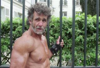 Meet Jacques Sayagh, the 50-year-old homeless body builder