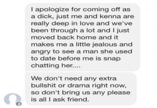 Ex-boyfriend Creeps His Ex's SnapChat, - Gallery | eBaum's World