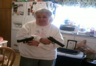 23 grandparents fit for that thuggish lifestyle.