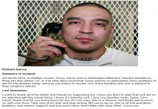 These Were The Last Words Of Death Row Inmates - Gallery   eBaum's World