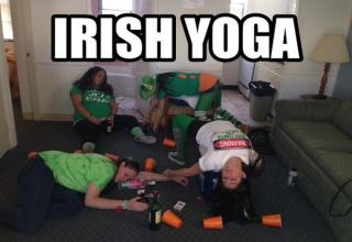 Top 'o the mornin' to ye. Here's an album full of St. Patrick's fun, funny, and weirdness.