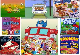Ah the 70s, the 80s, before and after.... the clothes and toys, food and tv... it's here for your walk down memory lane