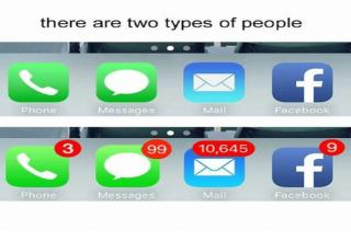 There are two types of people - Gallery   eBaum's World