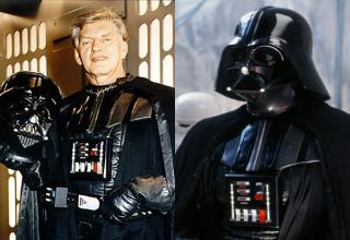 A collection of rare production photos from the original Star Wars Movie.