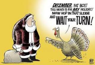 Can't stop thinking about Turkey? Neither can the rest of us!