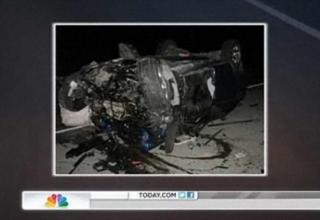 These are the last text messages these people tried to send before crashing and dying in a traffic accident.