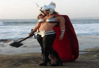 Here are the most epic beach cosplays.