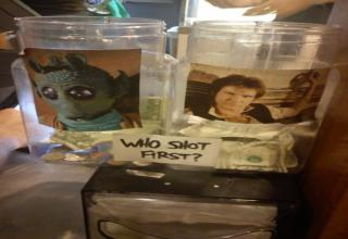 Funny and creative tip jars too good to pass up.