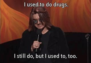 "Today, we remember a legend on what would have been his 54th birthday. Jokes like these indicate that <a href=""https://en.wikipedia.org/wiki/Mitch_Hedberg"">Mitch Hedberg</a> understood more than most comedians and people alike."