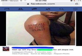 Facebook is like a megaphone for stupidity