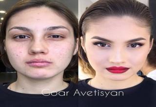 21 amazing makeup transformations - Gallery | eBaum's World