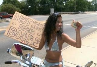 Economic crisis or easy sex?