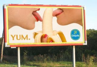 Either these billboards are genius marketing ploys or these people got fired.