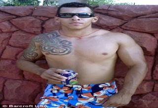 This Bodybuilder Injected Oil Into His Muscles And It Almost