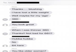 Horrified Daughter Gets Added To Her Moms Sexting Chat