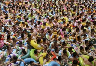 There are currently 1.3 billion people in China