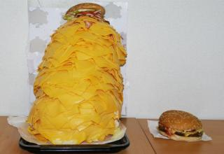 His crazy fast food order will leave you absolutely speechless