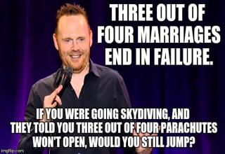 Funny and relatable bits of gold from the ever insightful Bill Burr.