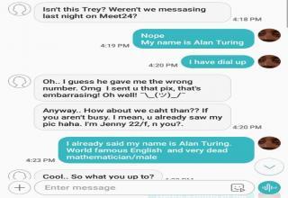 Guy uses Tim Allen to troll scammer - Gallery | eBaum's World