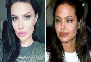 Even celebrities have doppelgangers.