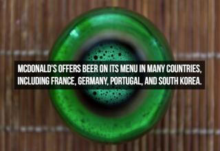 Crack open some cold facts about beer.