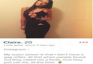 They have their tinder game on fire.