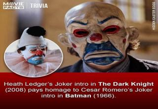Facts about famous flicks.