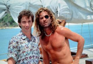 I work on the boat from the movie Captain Ron in Texas.  Looks like chit today though.