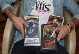 Meanwhile, in an alternate universe, where VHS is still a thing...