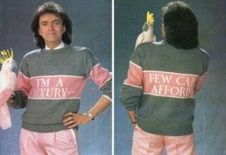 """They called it fashion, i call it """"AAAAAAAAAAAA""""."""