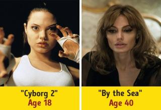 See how some of your favorite actresses have aged throughout the years.