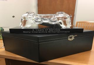 Sony sure knows how to treat employees.