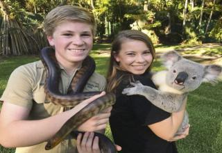 Robert Irwin turned  14 on November 30th, but even at a young age he has already accomplished so much in his career.