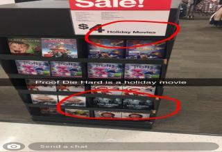 car - Sale! C Arturo The bar Th Rudol arro Die Hard Shree Bad Moms tor Holiday Movies Home Alone Arthur Trolls Proof Die Hard is a holiday movie Die Hard Die Hard Mon Scroce Send a chat Send a chat