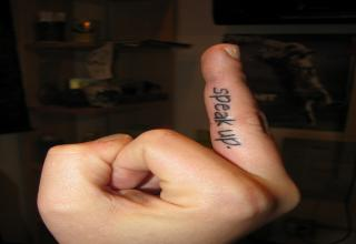 A collection of clever tattoos that you might not actually regret in the future.