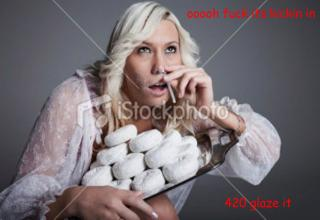 Enjoy some dark and obscure kind of humor best represented with stock imagery.
