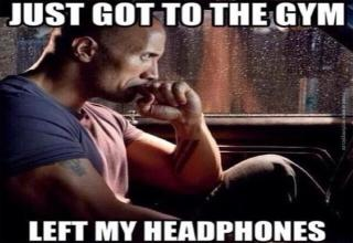 The most relatable images you can show to your gym buddies.
