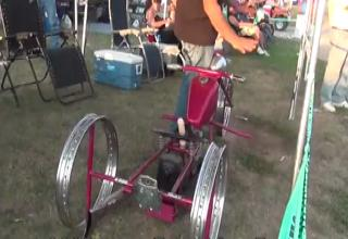 Tricycle Dildo