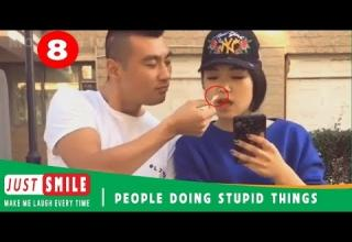 Funny Videos 2018 Chinese Funny Videos Just Smile 2