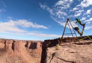 6319f4c59367 Foot Swing - Video